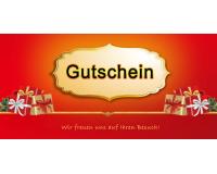 Restaurant Gutschein 50 €